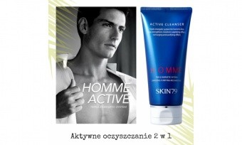 SKIN79 Homme Active Cleanser 120 ml.
