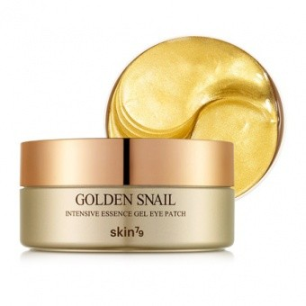 SKIN79 Płatki pod oczy Golden Snail Intensive Essence Gel Eye Patch