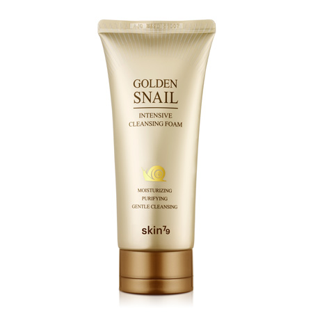 SKIN79 Golden Snail Intensive CLEANSING FOAM