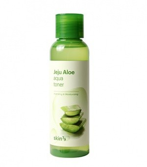 SKIN79 Tonik do twarzy Jeju Aloe Aqua Toner - 150 ml