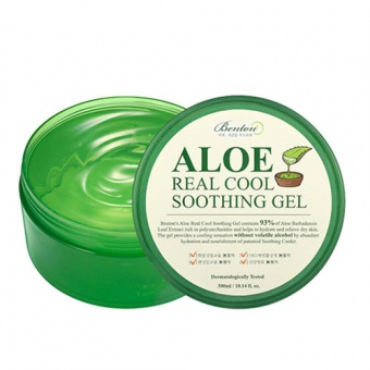 BENTON Żel kojący Aloe Real Cool Soothing Gel 300ml