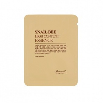 BENTON Esencja do twarzy Snail Bee High Content Essence 1,2g TESTER